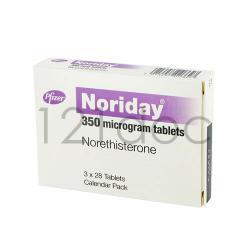 Noriday 0.35mg x 168